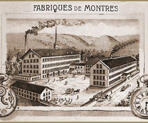 Az óragyártás történetéből